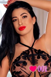 London Escort Girl Paddington W2 Black